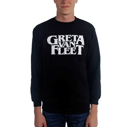 Greta Van Fleet - Mens Logo Crew Neck Sweatshirt