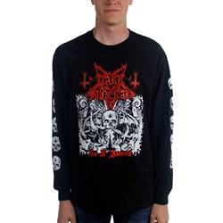 Dark Funeral - Mens  As I Ascend Long Sleeve T-Shirt ( C )