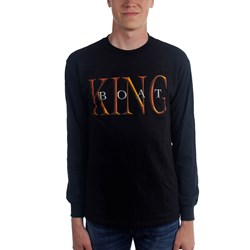 Lil Yachty - Mens King Boat Long Sleeve T-Shirt