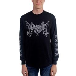 Mayhem - Mens Logo Long Sleeve T-Shirt