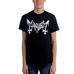 Mayhem - Mens Logo T-Shirt
