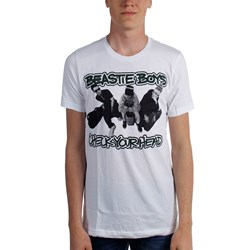 Beastie Boys - Mens Bees Tea T-Shirt