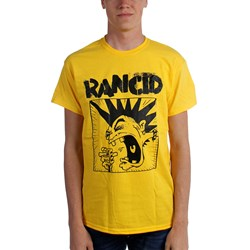 Rancid - Mens Screaming Mohawk T-Shirt