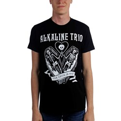 Alkaline Trio - Mens Your Coffin T-Shirt