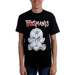 Transplants - Mens Blood Logo T-Shirt