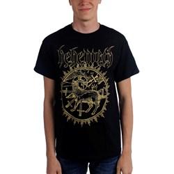 Behemoth - Mens Goat Inverted Cross T-Shirt