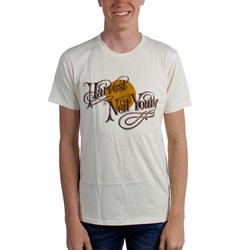 Neil Young - Mens Harvest Organic T-Shirt