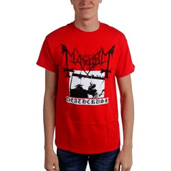 Mayhem - Mens Deathcrush T-Shirt