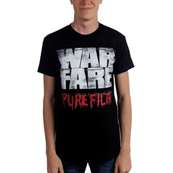 Warfare - Mens Pure Filth T-Shirt