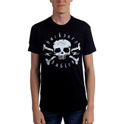 Backyard Babies - Mens Skull T-Shirt