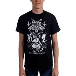 Dark Funeral - Mens 25th Anniversary Baphomet T-Shirt