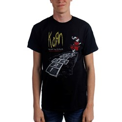 Korn - Mens Follow The Leader 20th Anniversary T-Shirt