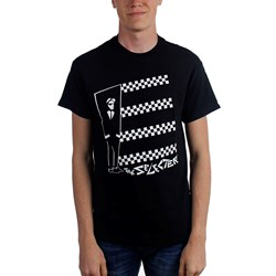The Selecter - Mens Two Tone Stripe T-Shirt