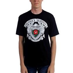 Dropkick Murphys - Mens Signed and Sealed Rose T-Shirt