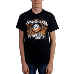 Helloween - Mens United Tour T-Shirt