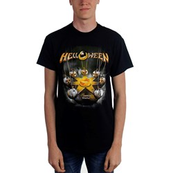 Helloween - Mens Pumpkins Tour T-Shirt