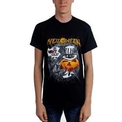 Helloween - Mens I Want Out Tour T-Shirt