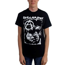 Discharge - Mens Hatebomb T-Shirt