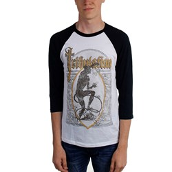 Tribulation - Mens Lord of Flies Raglan T-Shirt