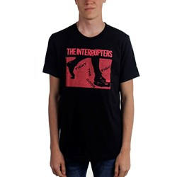 The Interrupters - Mens Boot Vintage T-Shirt