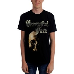 Mercyful Fate - Mens Time T-Shirt