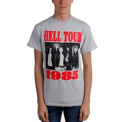 Guns N Roses - Mens Hell Tour 1985 T-Shirt