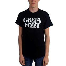 Greta Van Fleet - Mens Logo T-Shirt