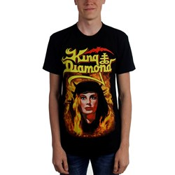 King Diamond - Mens Fatal Portrait T-Shirt