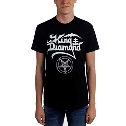 King Diamond - Mens Logo T-Shirt