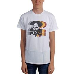 Tupac - Mens Fist Overlap T-Shirt