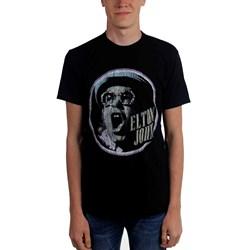 Elton John - Mens Homage 2 T-Shirt