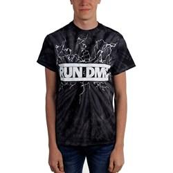 Run Dmc - Mens Lightning T-Shirt