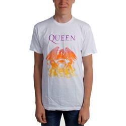 Queen - Mens Crest T-Shirt