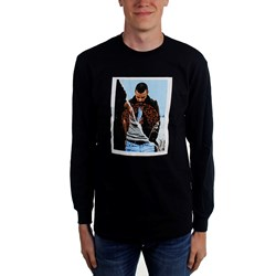 Justin Timberlake - Mens Motw Torn Long Sleeve Long Sleeve T-Shirt