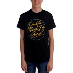 Rod Stewart - Mens Script Tee T-Shirt