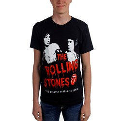 Rolling Stones, The - Mens Horror T-Shirt