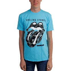 Rolling Stones, The - Mens Steel Wheels T-Shirt