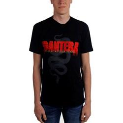 Pantera - Mens Gst Snake Silhouette T-Shirt