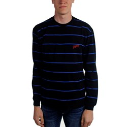 10 Deep - Mens Sound & Fury Long Sleeve Stripe T-Shirt