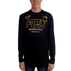 Fox - Mens Assessing Long Sleeve T-Shirt