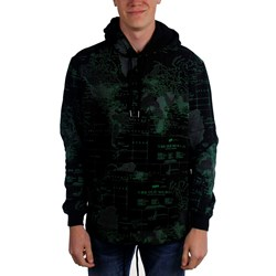 10 Deep - Mens Global Warming Hoodie