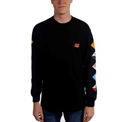 10 Deep - Mens Prohibited Longsleeve T-Shirt