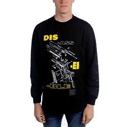 10 Deep - Mens Disassemble Longsleeve T-Shirt