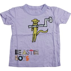 Beastie Boys - Unisex-Baby Monkey Crank Toddler T-Shirt