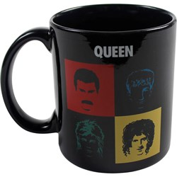 Queen - Mens Faces Mug