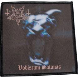 Dark Funeral - Vobiscum Satanas Patch (4x4) (C)