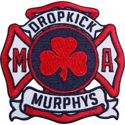 Dropkick Murphys - Service Patch