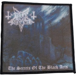Dark Funeral - Secrets Of The Black Arts Patch (4x4) ( C )