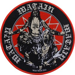 Watain - Unisex Outbreak Patch
