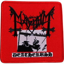 Mayhem - Unisex Deathcrush Patch